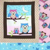 Owl Tree Flannel