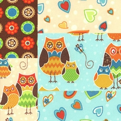 Owl Wonderful Flannel