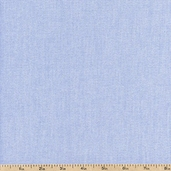 Oxford Cotton Fabric - Blue O050-1028 BLUE
