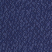 Pacific Tradewinds Ripples Cotton Fabric - Navy