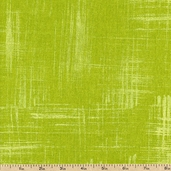 Painter's Canvas Cotton Fabric - Lime