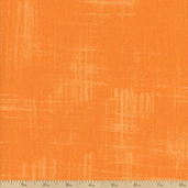 Painter's Canvas Cotton Fabric - Orange
