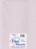 Paper Accents - 25 Sheet Vellum Bundle - Iridescent