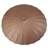 Paper Parasol 32in. - Brown