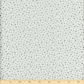 Pearl Essence Dot Cotton Fabric - Grey