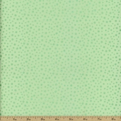 Pearl Essence Gemstone Cotton Fabric - Light Green GALPEG104-JAD