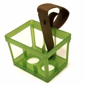 Pew Clips with Large Basket pkg of 16