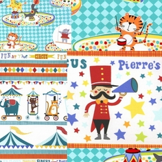 Pierre's Famous Traveling Circus