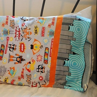 Pillowcase with Border