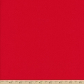 Pimatex Poplin Cotton Fabric - Red