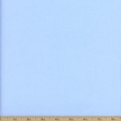 Pimatex Solid Cotton Fabric - Pale Blue