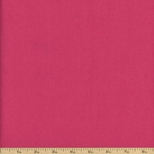 Pimatex Solid Cotton Fabric - Pink