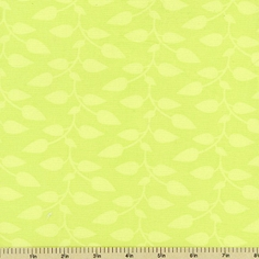 Pizazz Cotton Fabric - Green 1089-61021-777