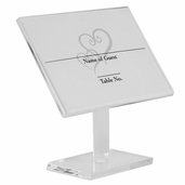 Place Card Frame 2.5in. x 3.5in. - Clear - Pkg of 24