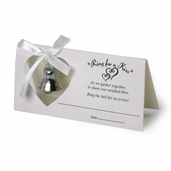 Place Card Pack Ring for a Kiss - 24pc.