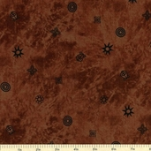 Plains of Africa Cotton Fabric - Tribal