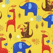 Playday Cotton Fabric - Summer