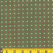 Polka Party Petite - olive - CLEARANCE