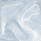Polyester Organza Fabric - Powder Blue