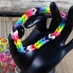 Pony Bead Stretch Band Video