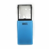 Pop-Up Magnifier - Lighted  Blue