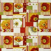 Poppy Love Poppies Cotton Fabric - Multi