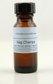 Premium Nag Champa Fragrance Oil 1/2 ounce