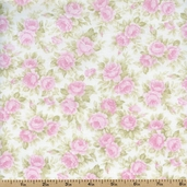 Pristine 2 Floral Cotton Fabric - Spring