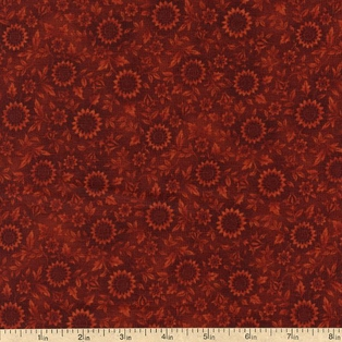 http://ep.yimg.com/ay/yhst-132146841436290/prized-poultry-sunflower-cotton-fabric-rust-alx-13006-179-rust-2.jpg