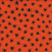 Pumpkin Patch from Exclusively Quilters - Orange - Clearance