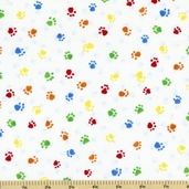 Puppy Dreams Cotton Fabric