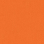 Pure Organic Cotton Fabric - Orange