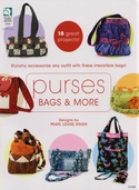 Purses, Bags and More by Pearl Louise Krush