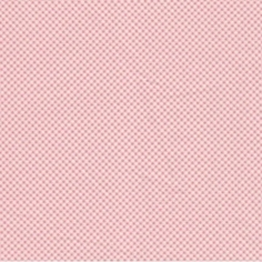 Puttin' On The Ritz Cotton Fabric - Gingham Pink