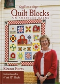 Quilt Blocks on American Barns by Eleanor Burns