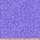 Quiltable Crackle Brites Cotton Fabric - Grape