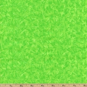 Quiltable Crackle Brites Cotton Fabric - Lime