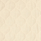 Quilted Osnaburg from James Thompson and Co. - Natural