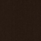 Quilter's Linen Cotton Fabric - Chocolate