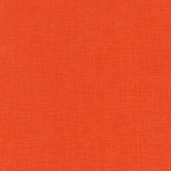 Quilter's Linen Cotton Fabric - Orange