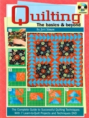 Quilting: The Basics and Beyond by Jeri Simon