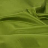Radiance Sateen Cotton Silk Blend - Moss