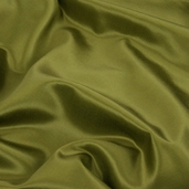 Radiance Sateen Cotton Silk Blend - Olive