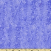 Raindrops Cotton Fabric - Light Purple 5468-P