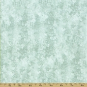 Raindrops Cotton Fabric - Light Turquoise