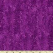 Raindrops Cotton Fabric - Purple 5468-P1