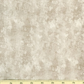 Raindrops Cotton Fabric - Taupe 5468-C1