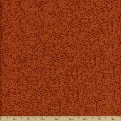 Red Foxes Cotton Fabric - Rust 3926-9135-70
