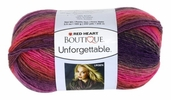 Red Heart Boutique Unforgettable Yarn - Winery