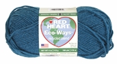 Red Heart Eco-Ways Yarn - Peacock